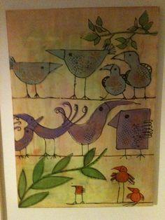 Desenho de Renata GAM.