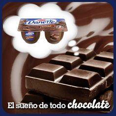 El sueño de todo chocolate...