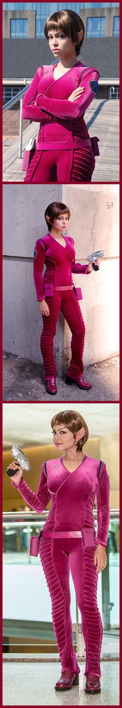 Subcommander T'Pol cosplayer at Star Trek Enterprise FanExpo 2012 Star Trek Cosplay, Male Cosplay, Best Cosplay, Cosplay Girls, Top Cosplay, Awesome Cosplay, Star Trek Rpg, Star Trek Theme, Film Star Trek