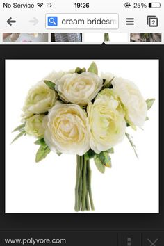 Lovely bridesmaid bouquet