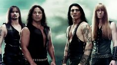 Manowar. A great Metal band!