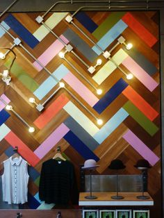 Urban Outfitters Brighton // with our without lights - this is awesome! cg