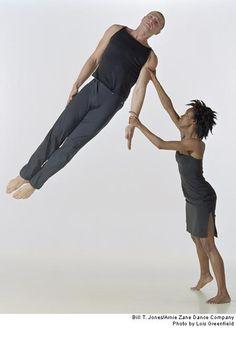 Bill T. Jones/Arnie Zane Dance Company - Great memories from when I was an intern at the company!