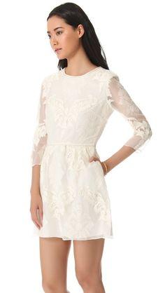 Dolce Vita Valentina Lace Dress | SHOPBOP