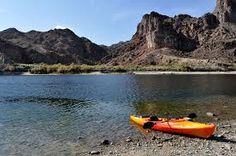 Hoover Dam Kayaking Tours | Las Vegas Kayaking Tours | Kayaking Tours