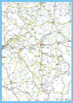 Ziemia Kłodzka - mapa 101 atrakcji turystycznych