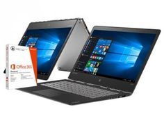 "Notebook 2 em 1 Lenovo Yoga 900S Intel Core M - 8GB 256GB LED 12,5"" Touch Screen + Pacote Office"
