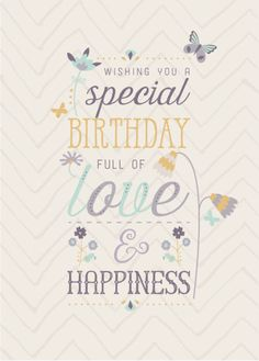 Rebecca Prinn - RP Floral Birthday Type More