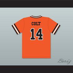 852c2366957 Jeffrey  Colt  Douglas 14 Dragons Baseball Jersey