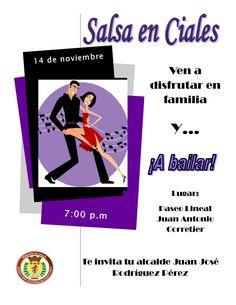 Salsa en Ciales @ Paseo Lineal Juan Antonio Corretjer, Ciales #sondeaquipr #salsaenciales #ciales #paseolinealjuanantoniocorretjer