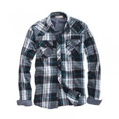gthomme 2012 new spring clothing check shirt male long sleeve gentleman shirt shirt new style C01  $33.39
