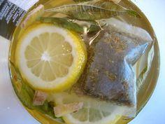 Chamomile Tea & Lemon Juice Natiral Hair Lightener:  2 cups water 2 cups chamomile tea 1 tablespoon of parsley 1 tablespoon of lemon juice