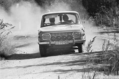 Jyväskylän Suurajot 1970    N:o 96, Egon Culmbacher - Bernd Malsch (DDR), Wartburg 353, sijoitus yleiskilpailun 30.