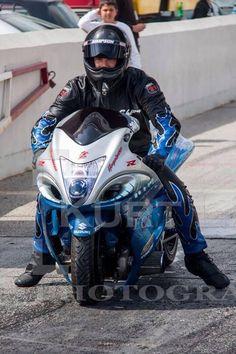 Custom drag racing suit