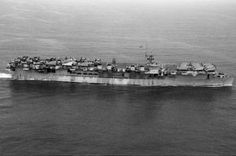 The Mighty Moo: USS Cowpens (CVL-25)