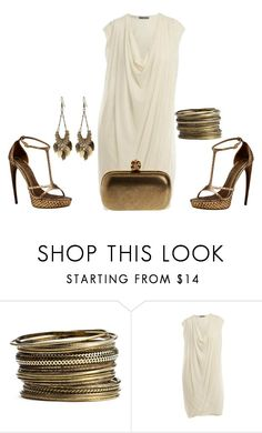 """""""ALEXANDER MCQUEEN"""" by ivon-hernandez ❤ liked on Polyvore featuring Hive & Honey, Stephan & Co. and Alexander McQueen"""