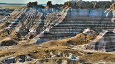 Desierto Pintado, Arizona