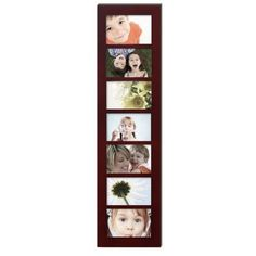 ADECO PF0274 7-Opening Walnut Wooden Wall Hanging Collage Picture Photo Frames - Home Decor Wall Art,Holds Seven 4x6 inch Photos,Great Gift by ADECO, http://www.amazon.com/dp/B00DGYMBDQ/ref=cm_sw_r_pi_dp_6.OYrb1V3TKZV