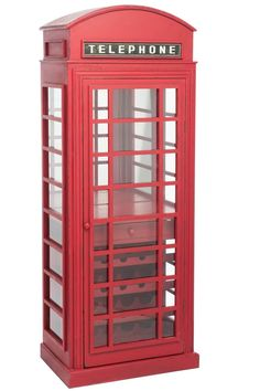Cabine Anglaise Meuble bar design chez KOTECAZ #décoration #déco #design #cabinebar #cabinetéléphonique #british #anglaise #kotecaz Bristol, Armoire, Coin Bar, Telephone Booth, Bar Design, China Cabinet, Locker Storage, Healthy Living, British