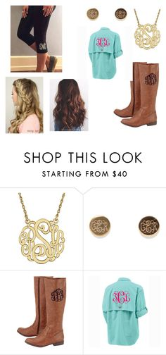 """""""monogram outfit"""" by victoriahix on Polyvore"""