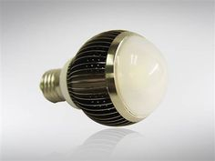 LED High Power indoor light dimmable LED bulb:  http://www.trysun-led.com/products/Bulb-6W-128.html