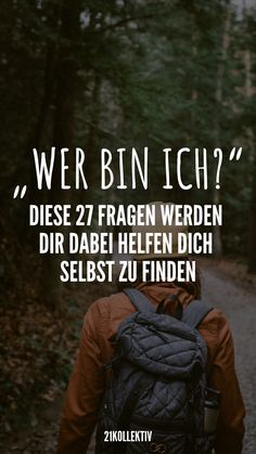 Wenn du herausfinden willst, wer du wirklich bist, solltest du diesen Artikel le… If you want to find out who you really are, you should read this article. These 27 questions will help you find out your true motivation and live a happier life. Salud Natural, Psychology Facts, Forensic Psychology, Health Quotes, Life Advice, Health Motivation, Better Life, You Really, Self Improvement