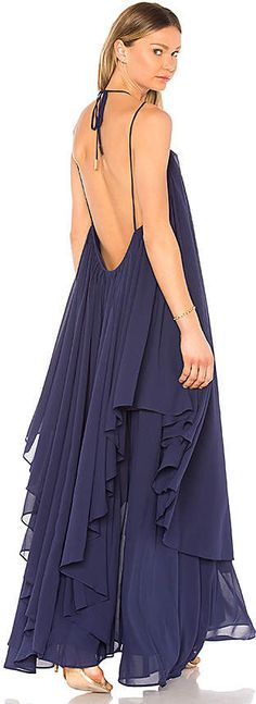 Michael Costello x REVOLVE Maren Gown  Lining XS size Michael Costello 4b280537a02