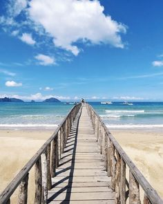 This is the pier at El Nido Town on Palawan in the Philippines from which you catch boats to get out to some of the prettiest islands on the planet.