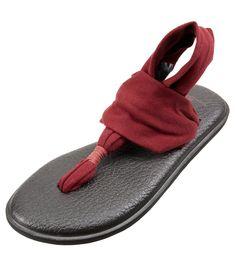 b19eb2bbf Sanuk Women s Yoga Sling 2 Sandal at SwimOutlet.com Sanuk Sandals