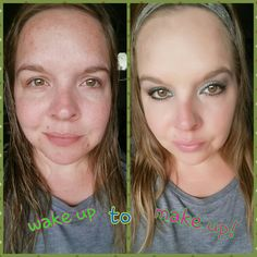 Younique's Flawless Four ... 1) glorius primer 2) mineral touch concealer 3)mineral touch liquid foundation 4) liquid foundation brush #flawlessfour #younique #makeup #beforeandafter #mineraltouchfoundation  https://www.youniqueproducts.com/CarissaKay