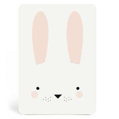 New ! Carte Bunny Boy | Zü