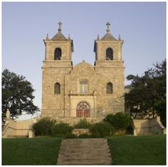St. Peter the Apostle Catholic Church in Boerne, TX-one of the locations I'm considering