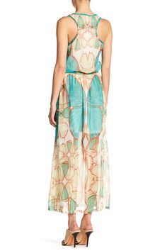 Nerifete Maxi Dress by Desigual on @HauteLook
