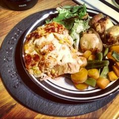 Sugar Pink Food: Recipe: Slimming World Mexican Chicken Lasagne