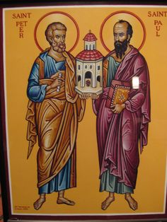 St.Peter and St.Paul icon