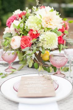 floral design by Holly Heider Chapple Flowers, photography by {a}strid