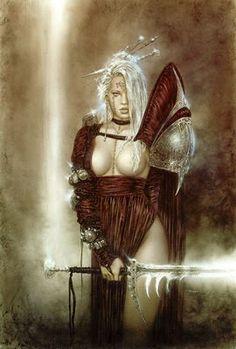 Fantasy Art Women Warriors Nude | female warrior woman fantasy art names2 | Flickr - Photo Sharing!