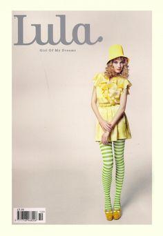 Lula Magazine! Love the styling in Lula Magazin