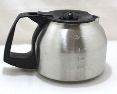 Sunbeam 5 Cup, Stainless Steel Carafe Coffee Pot #Sunbeam Carafe, Kettle, Stainless Steel, Coffee, Store, House, Ebay, Ideas, Kaffee