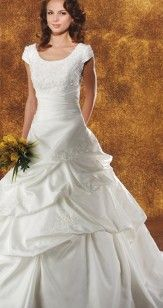 Wedding Dresses with Sleeves UK, Modest & Classic