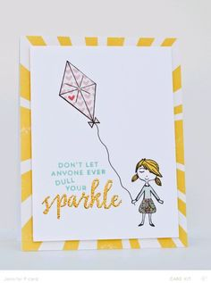 Sparkle *Card Kit Only by JennPicard at @Studio_Calico