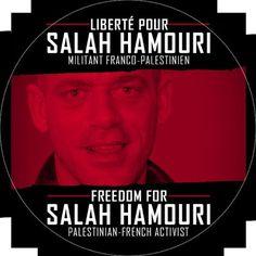 Liberté pour Salah