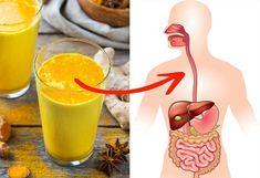 6 niezwykłych właściwości wody z kurkumą – pij ją każdego ranka
