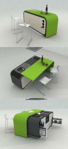 Perfekt 12 Ejemplos De Cómo Muebles Polifuncionales Son Adecuados Para Lugares Con  Poco Espacio U2013 Manos A