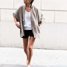 .Layer your summer look with our kimono  #fine_paris #summer #newin #cotton #availableonline