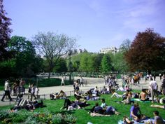 Parques de París II: Parc Monceau   DolceCity.com