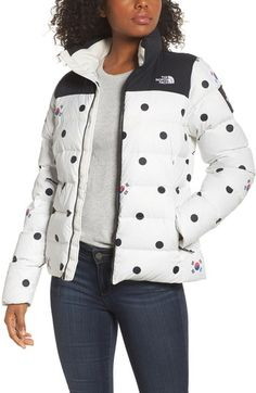 International Collection Nuptse 700-Fill Power Down Puffer Jacket ($306.86 CAD)   Nordstrom