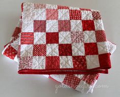Baby Girl Quilts, Girls Quilts, Picnic Quilt, Quilt Storage, Red And White Quilts, Twin Quilt, Custom Quilts, Vintage Fabrics, Vintage Quilts