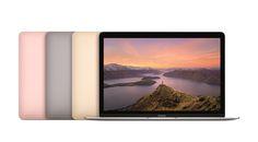 """Apple atualiza linha MacBook 12"""" com melhorias de performance e modelo rosa - http://www.showmetech.com.br/apple-atualiza-linha-macbook-12-com-melhorias-de-performance-e-modelo-rosa/"""