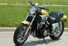 1990 Yamaha V Max picture, mods, upgrades